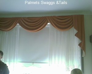 Palmets swaggs amp tails 300